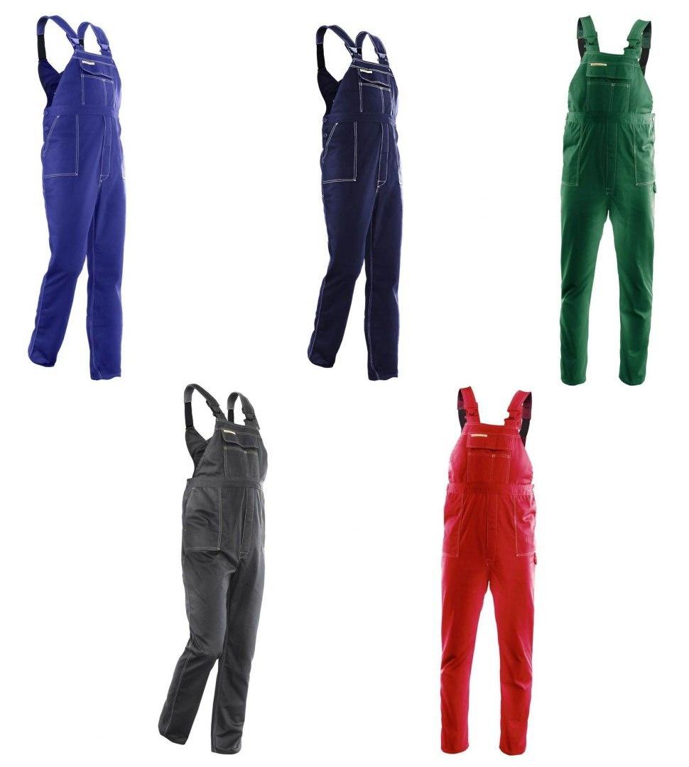 BRIXTON CLASSIC - Spodnie robocze ogrodniczki