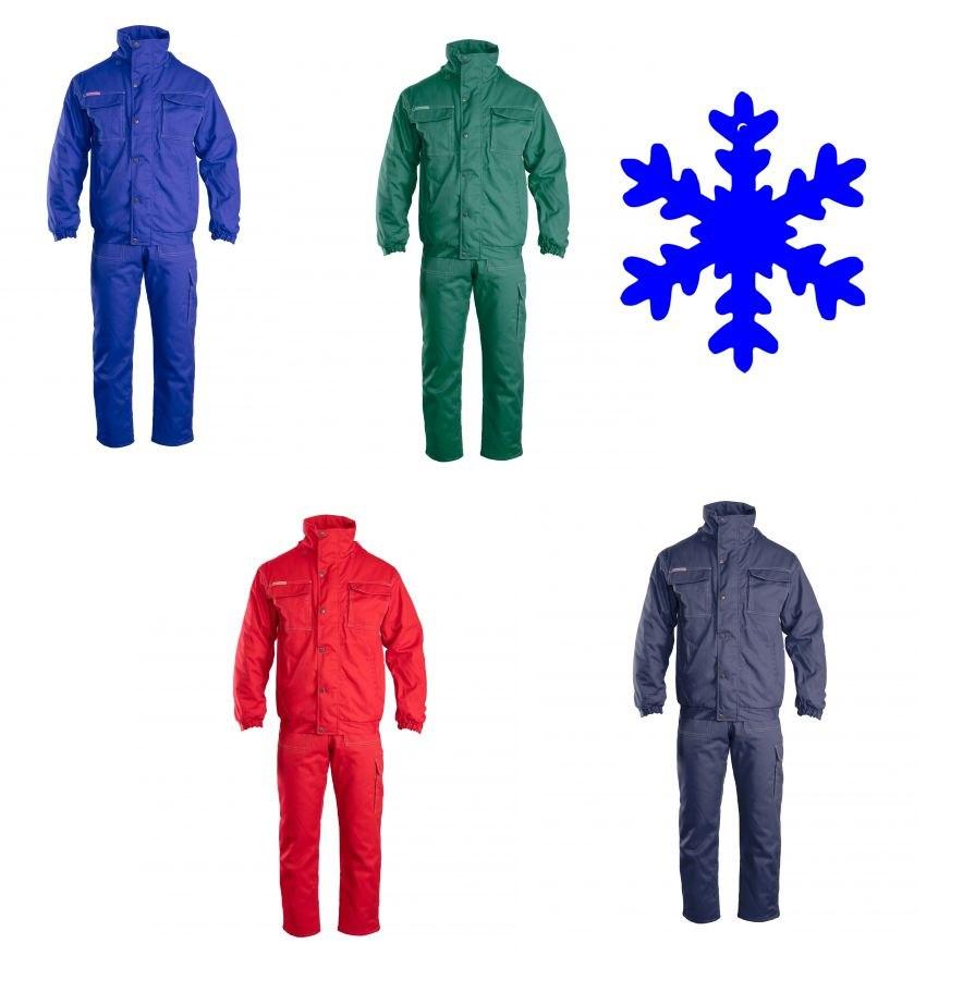 Brixton snow odzież robocza zimowa ocieplana POLSTAR