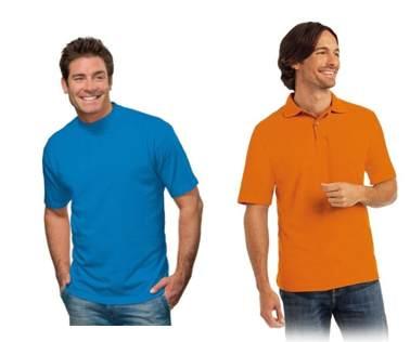Koszulki T shirt Polo męskie, odzież robocza, reklamowa