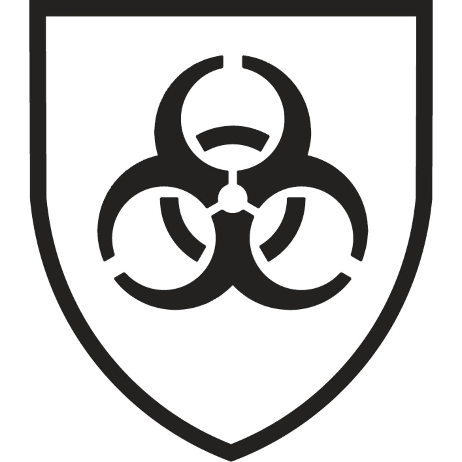 Rękawice chroniące przed substancjami chemicznymi i mikroorganizmami – Część 5: Terminologia i wymagania dotyczące ryzyka przenikania mikroorganizmów.