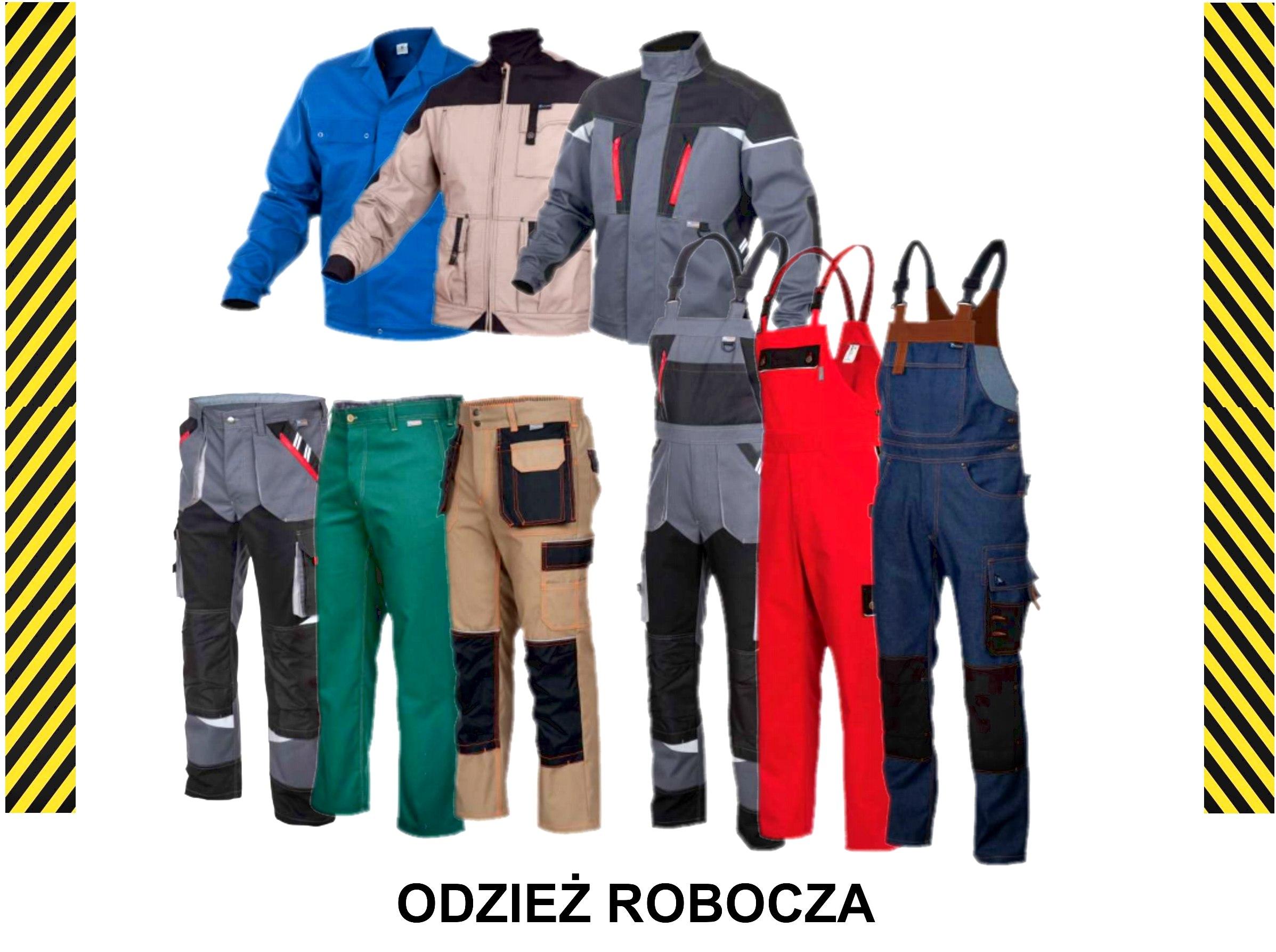9c7b5bfdf Odzież robocza, buty robocze - Sklep i Hurtownia BHP